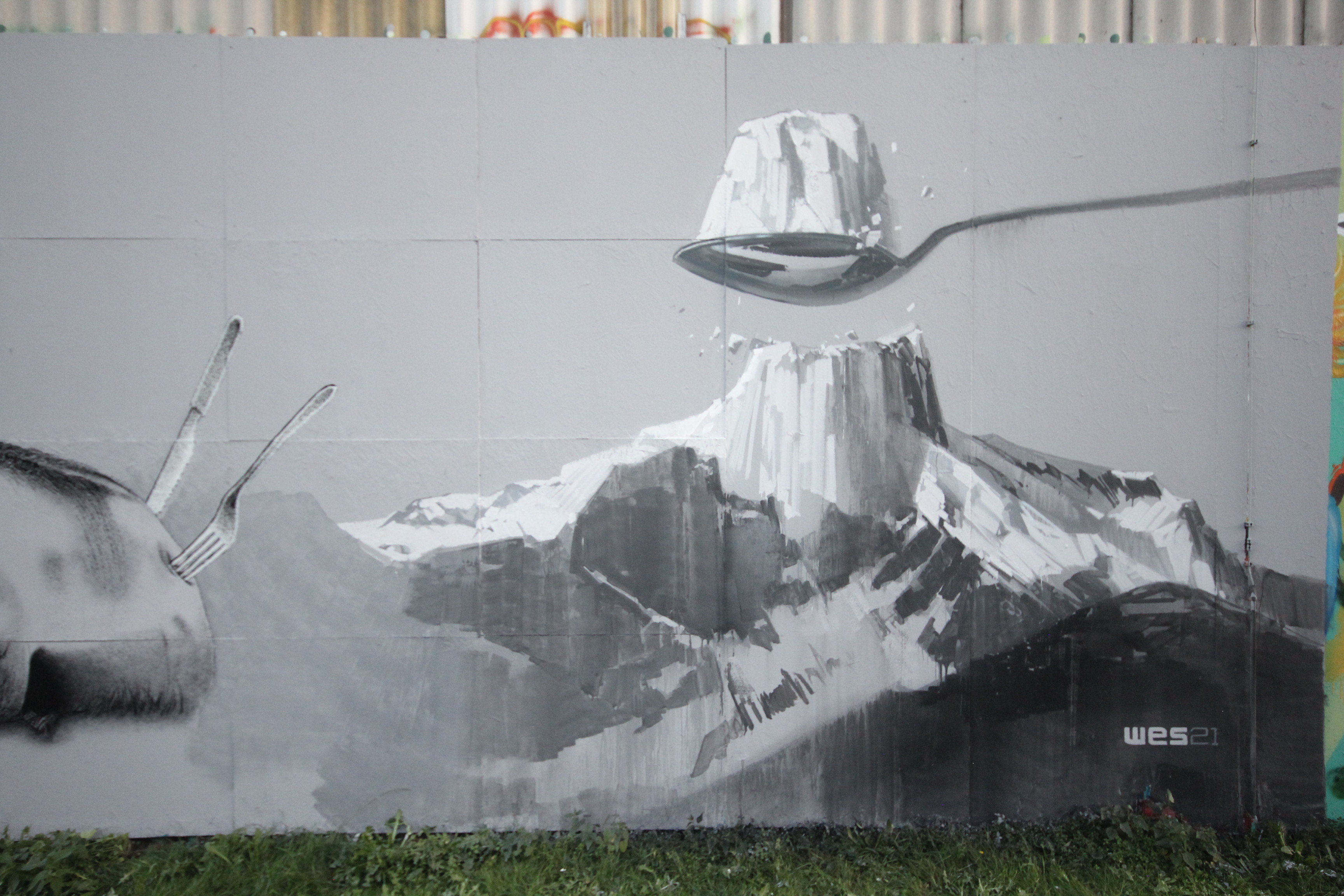 Two new murals from Ethos in Switzerland and USA Artes & contextos Ethos 4