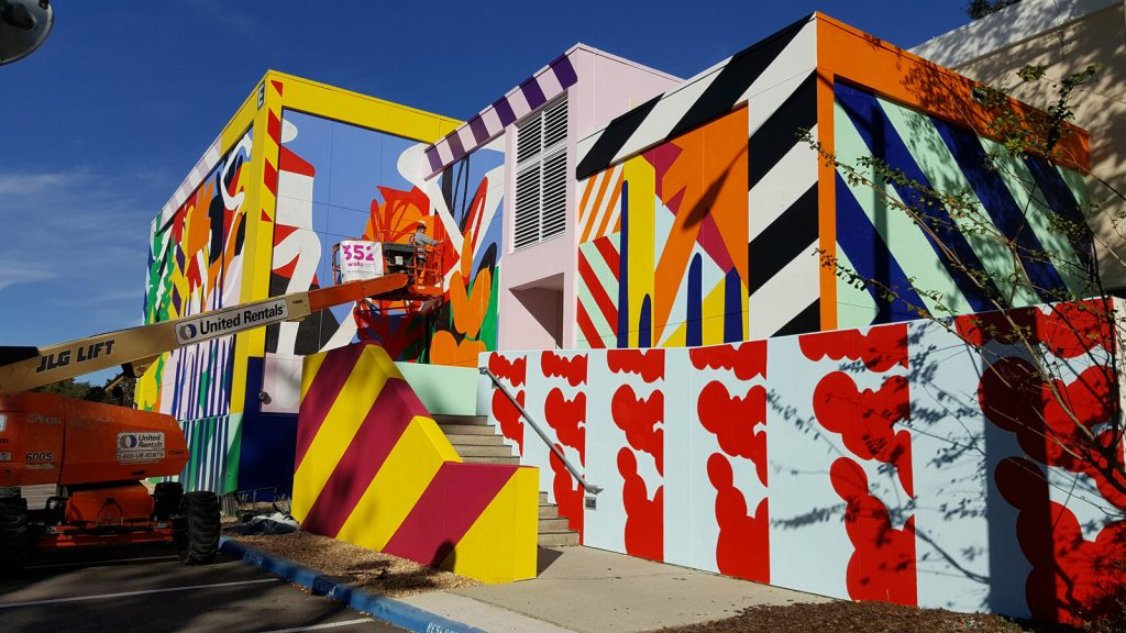 New Mural from Maser in Gainesville, FL