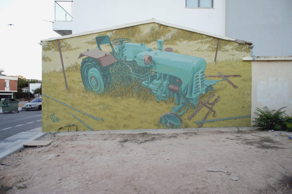 """Changing but still the same"" by DIMITRIS TAXIS in Paphos, Cyprus"