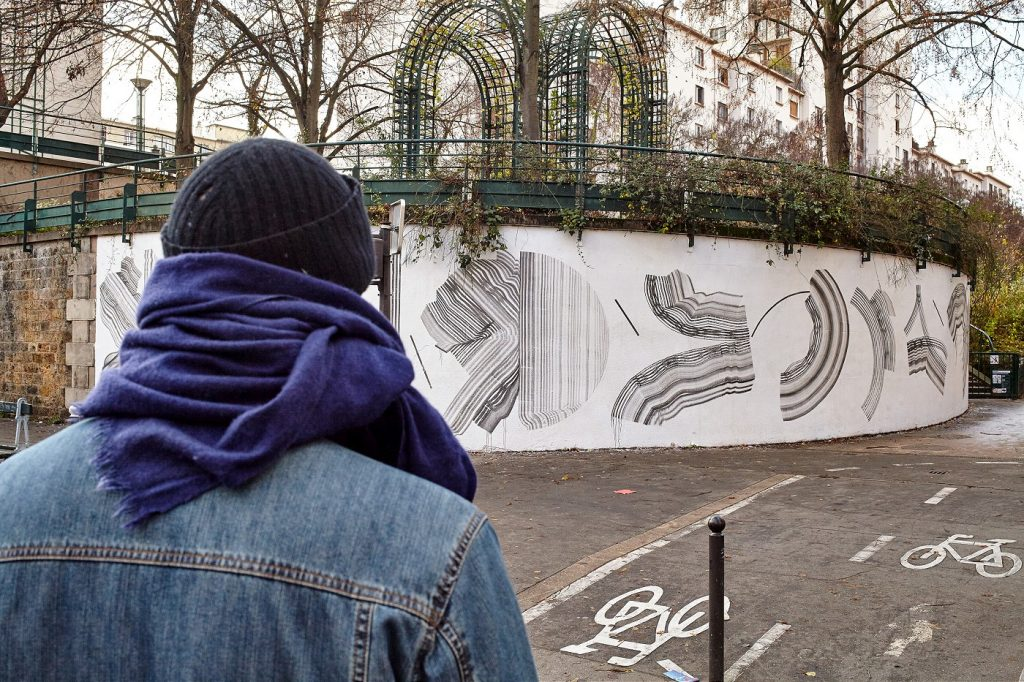 2501 For Le Mur 12 in Paris