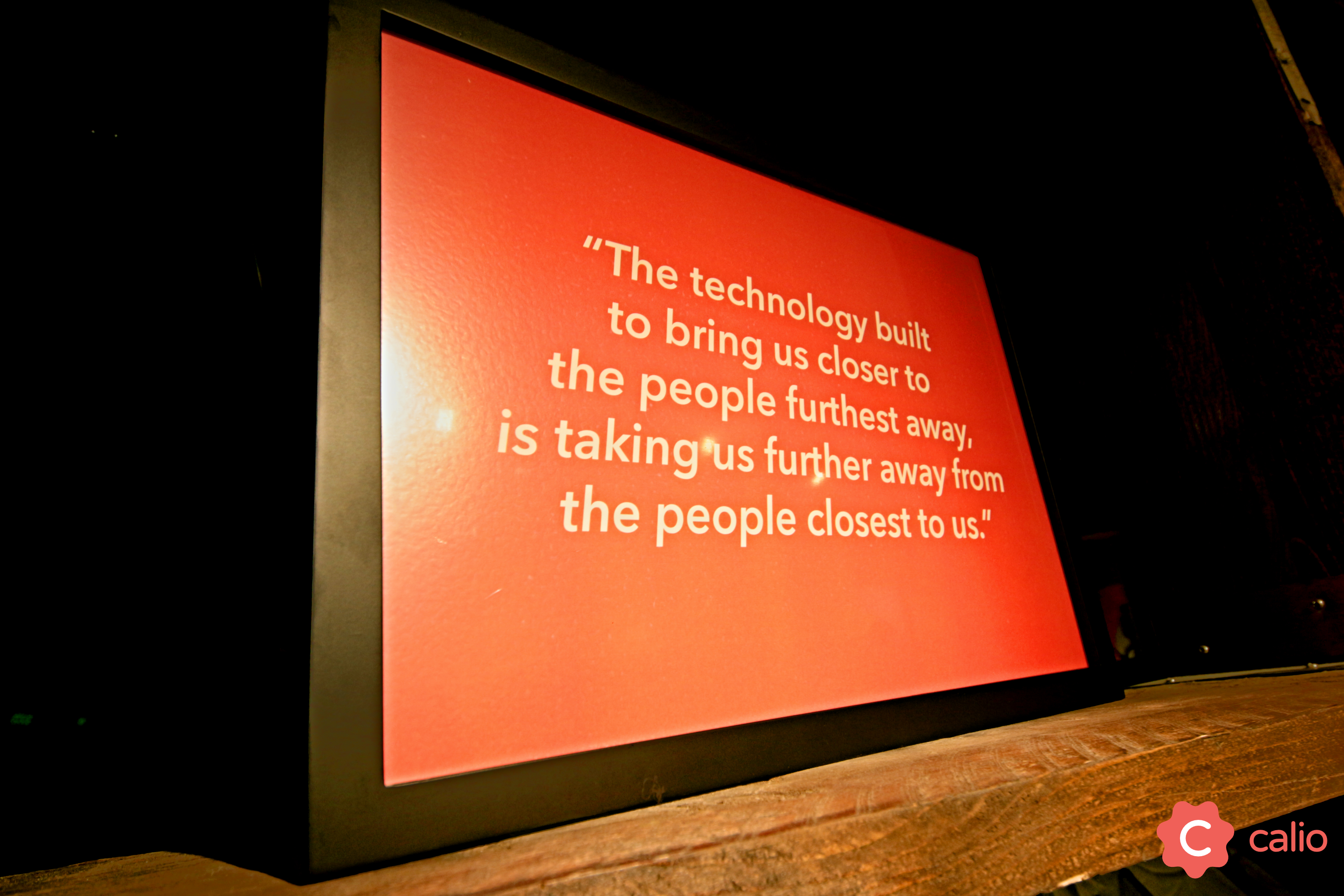 "Recap: ""The Social Paradox"" Group Exhibition @ London's Calio Artes & contextos Calio TheSocialParadox Quote v2"