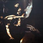 """""""The seven works of Mercy"""" by Caravaggio in Rome, reproduced by Andrea Ravo Mattoni"""