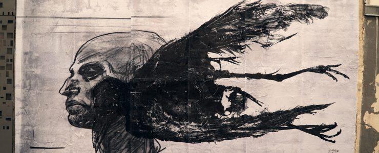 """""""Le Roi des Oiseaux"""" by Michel Lauricella and Jean-Dominique Ferrucci in Paris, France"""