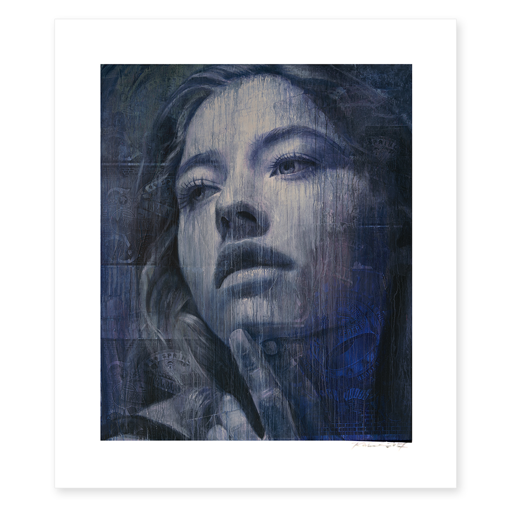 """End of Spring"" – RONE – Timed Print Release"