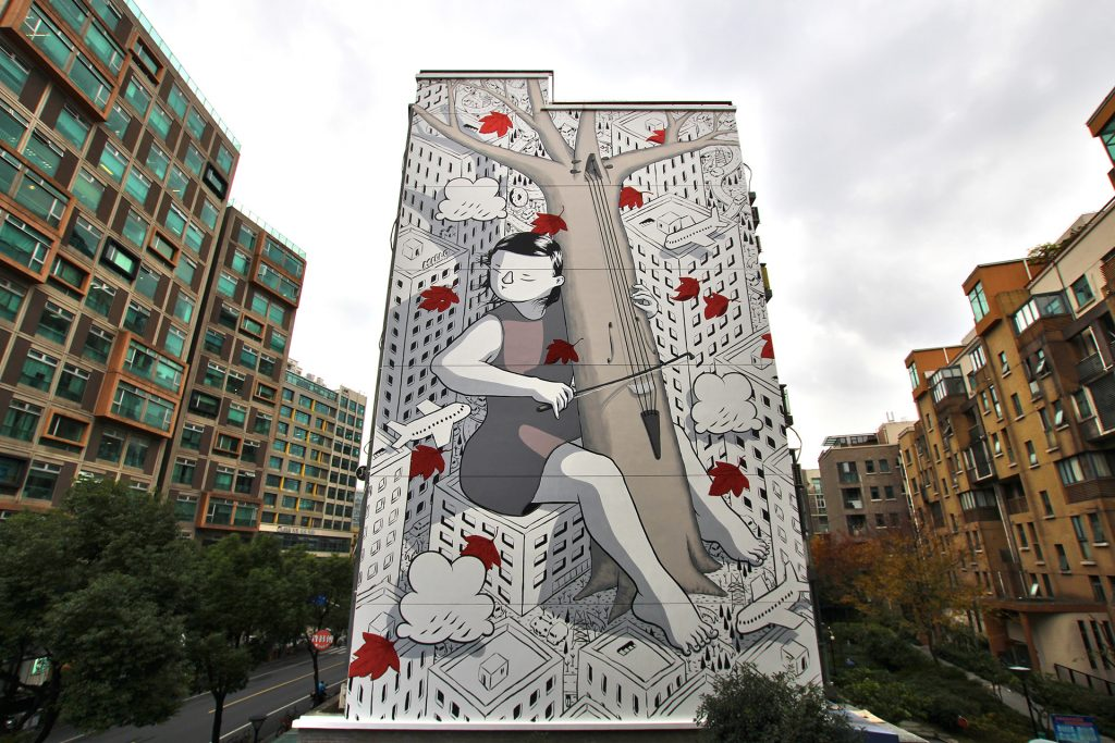 """Twist Of Fate"" & ""Sound Of You"" by Millo In Shanghai"