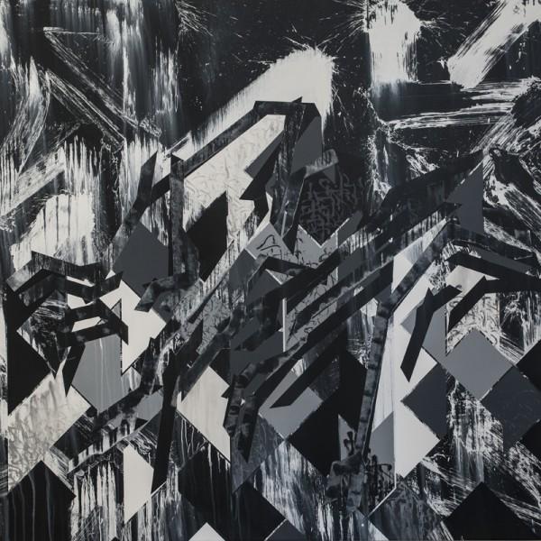 Da Mental Vaporz Print release Artes & contextos adesivo