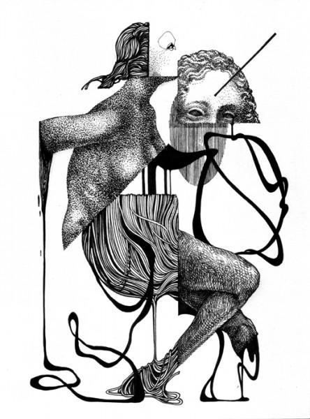 Da Mental Vaporz Print release Artes & contextos organic character 1