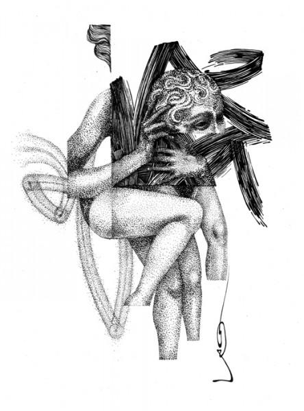 Da Mental Vaporz Print release Artes & contextos organic character 3