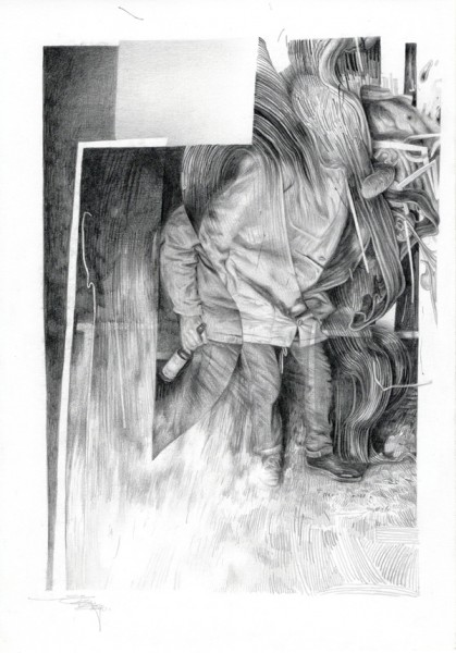 Da Mental Vaporz Print release Artes & contextos sans titre 1