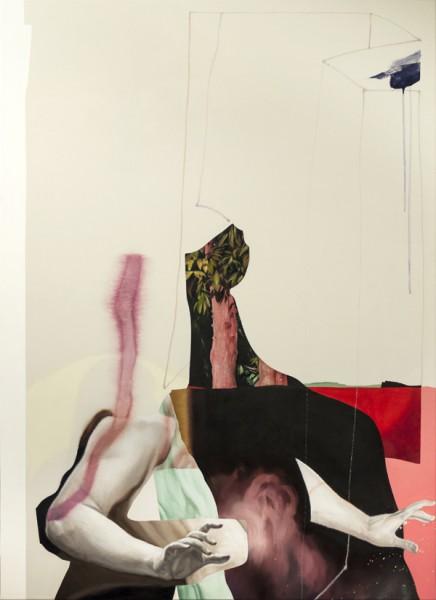 Da Mental Vaporz Print release Artes & contextos sans titre 2