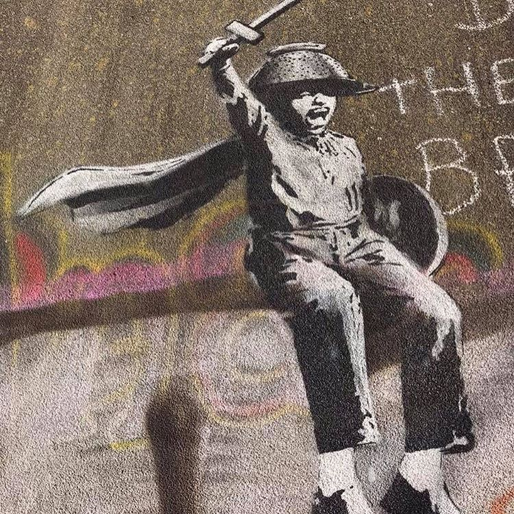 Banksy confirms that he's responsible for new mural in Hull