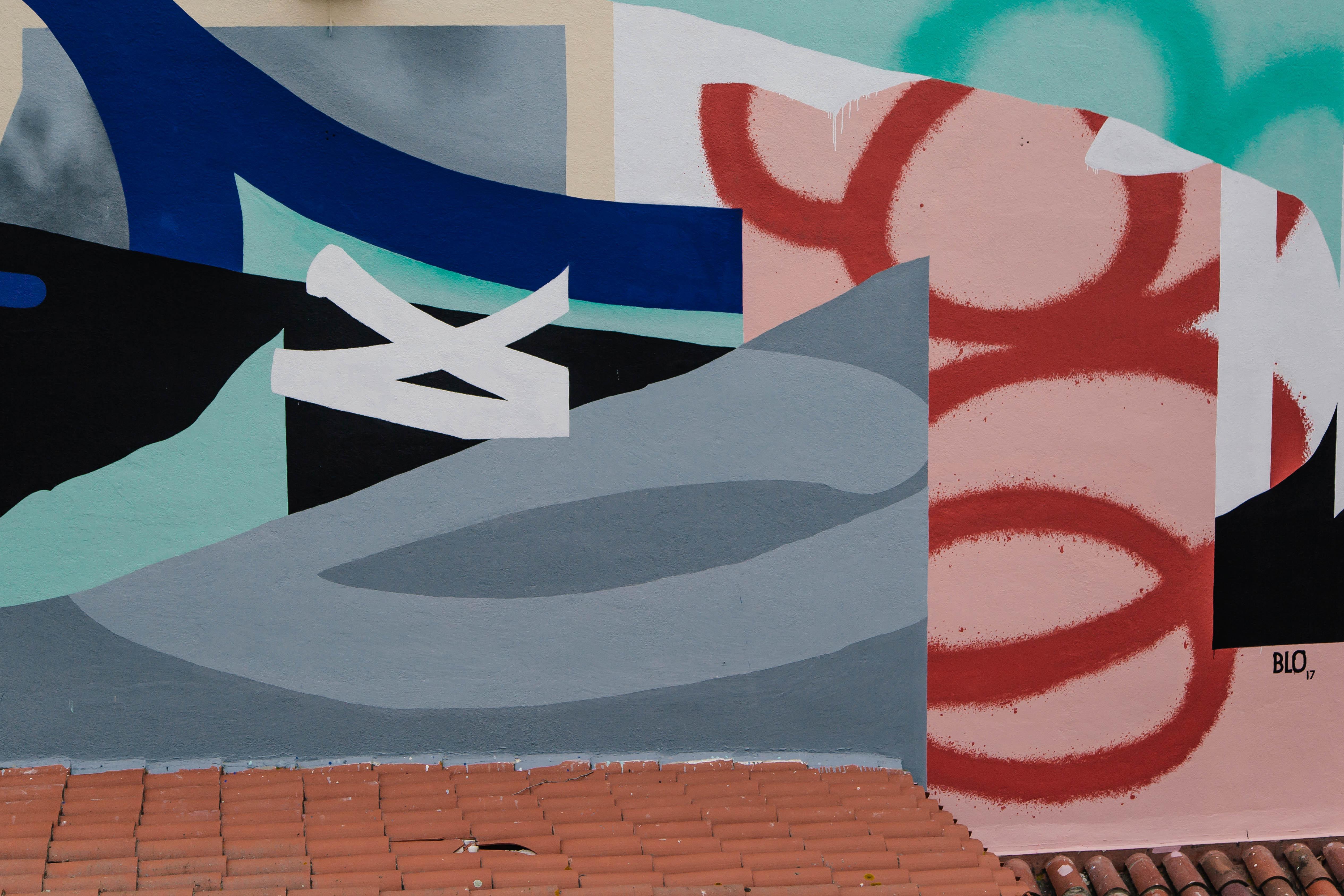 Blo new mural in Perpignan, France Artes & contextos D 083A1669