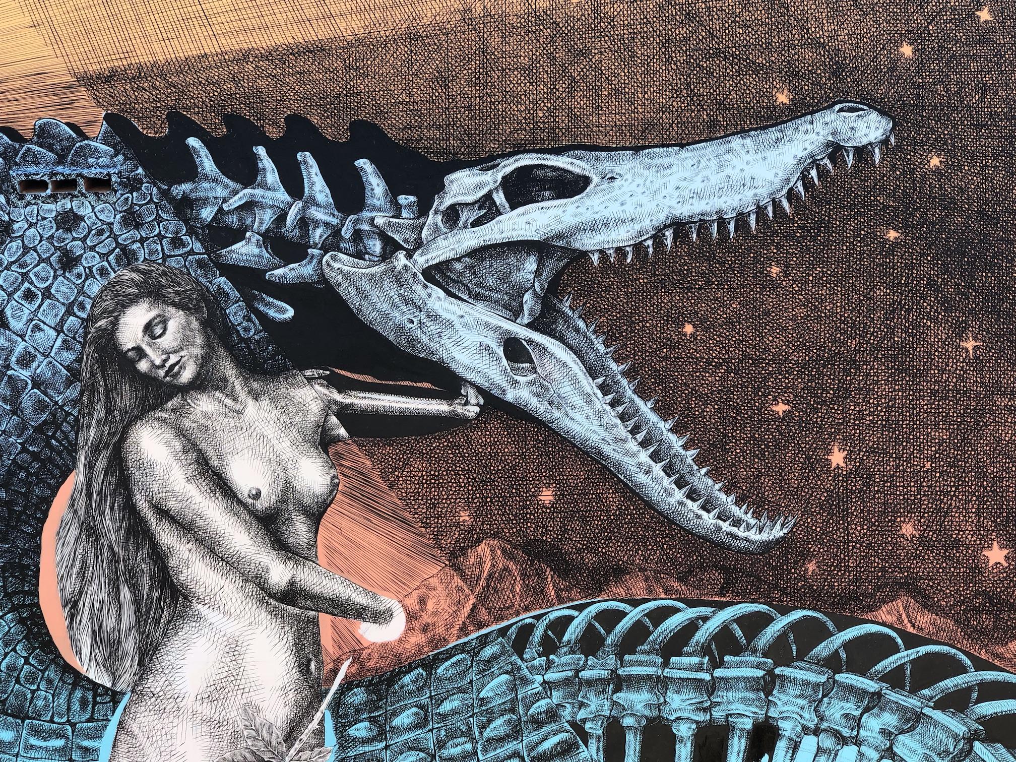 """""""Lilith"""" by Alexis Diaz in Wynwood, Miami Artes & contextos Lilith by Alexis Diaz in Wynwood Miami3"""