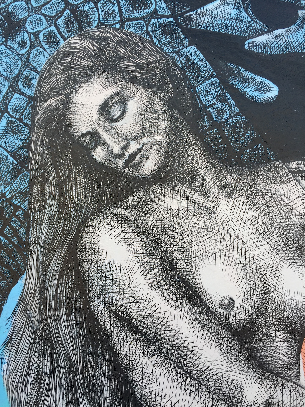 """""""Lilith"""" by Alexis Diaz in Wynwood, Miami Artes & contextos Lilith by Alexis Diaz in Wynwood Miami7"""