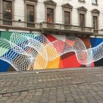 Moneyless unveils a new piece in Milan, Italy
