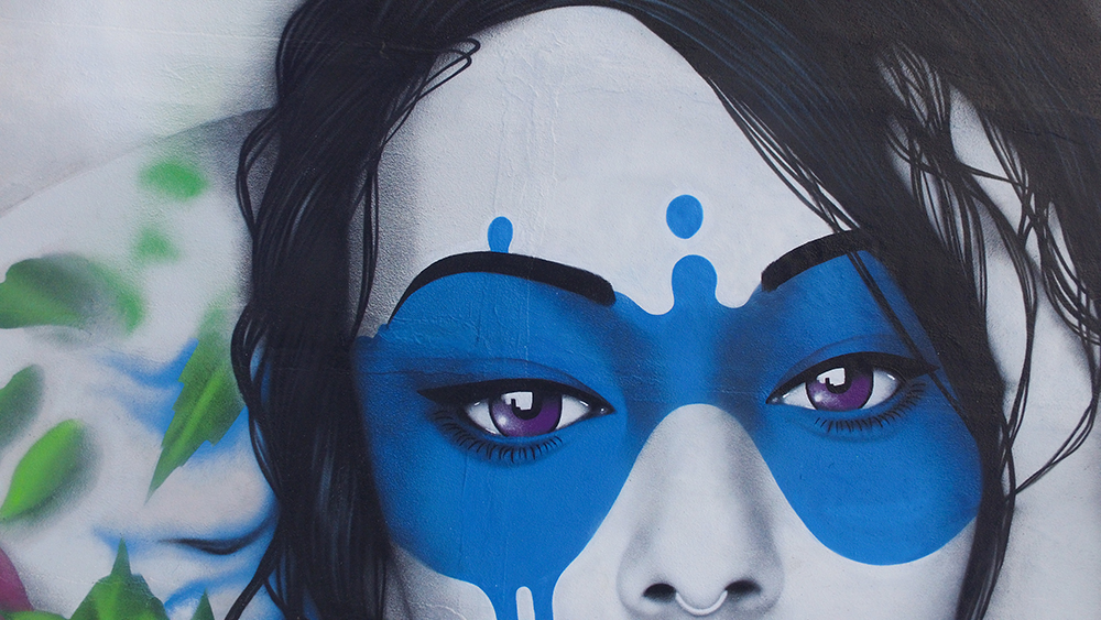 """The Wild Rose"" by Fin DAC for Wynwood Walls, Miami Artes & contextos finDAC Miami 7"