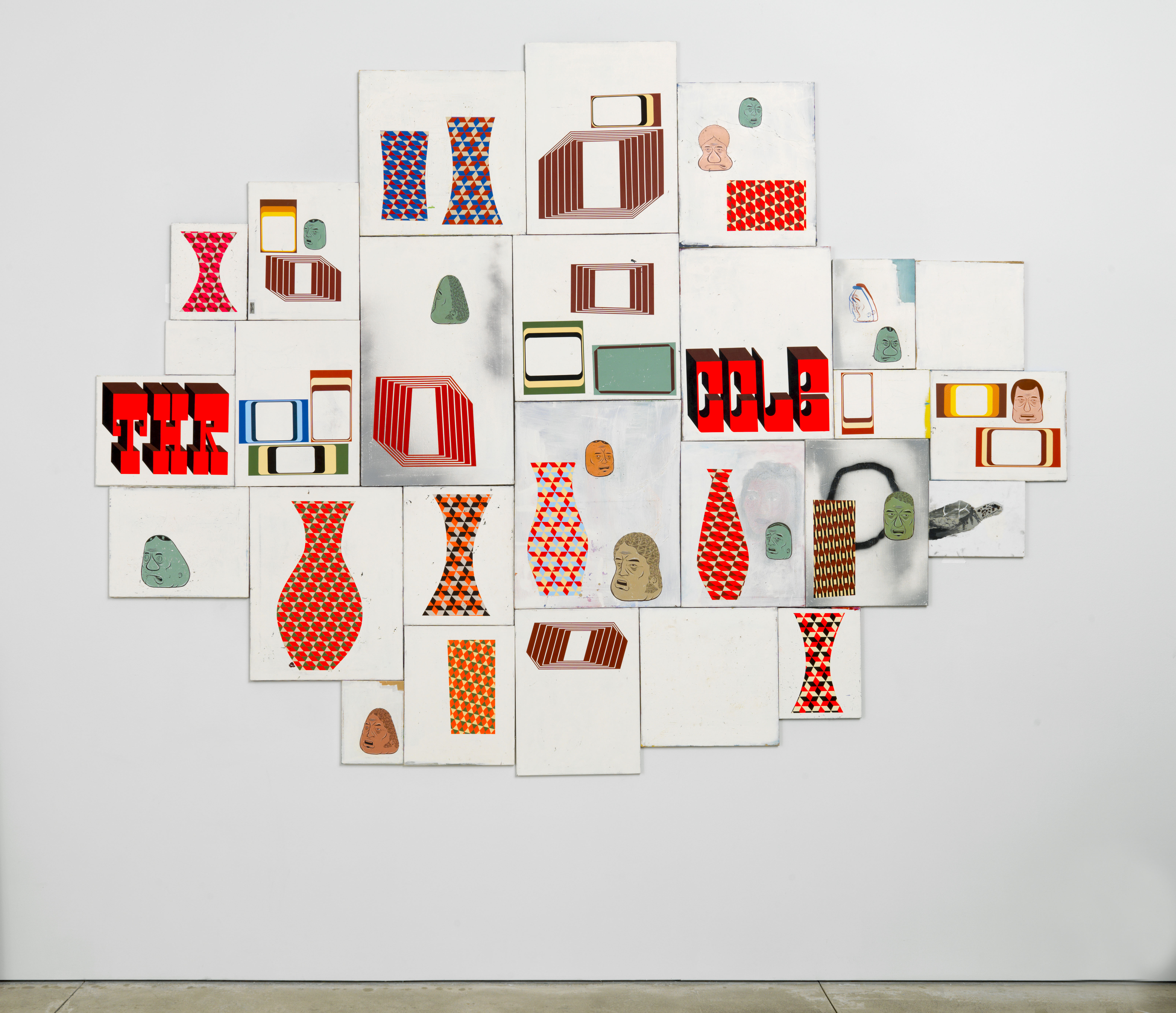 Barry McGee – Cheim & Read, NYC