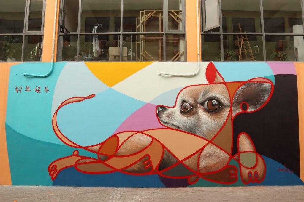 Belin in Shenzhen, China