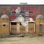 """Monkey Palace"" by Artez in Muzaffarpur, India"