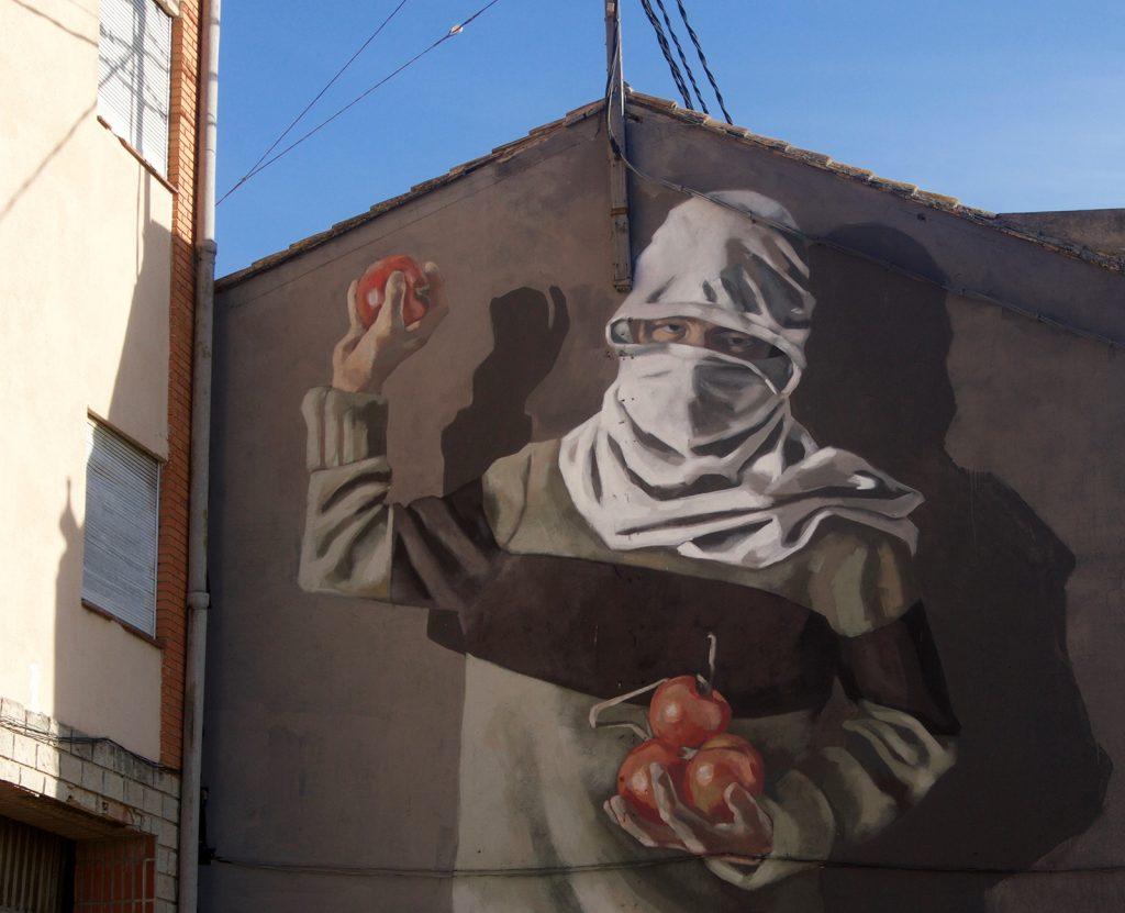"""Recuperem La Punta, aturem la ZAL"" by Hyuro in Valencia, Spain"