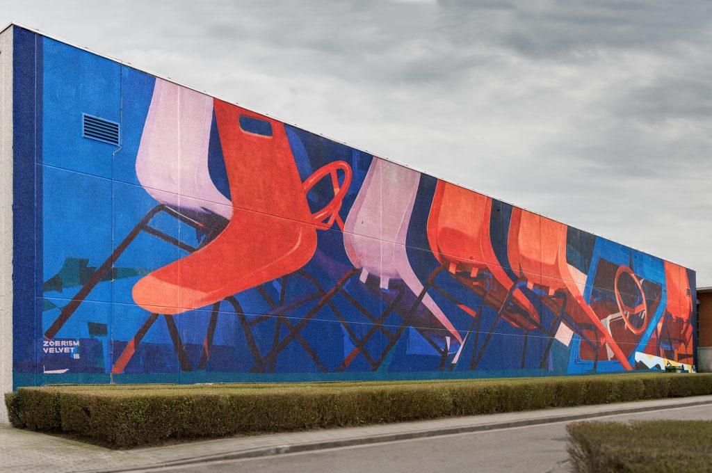 The Crystal Ship: Zoer x Velvet in Ostend, Belgium