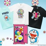 Takashi Murakami x Doraemon x Uniqlo Capsule Collection
