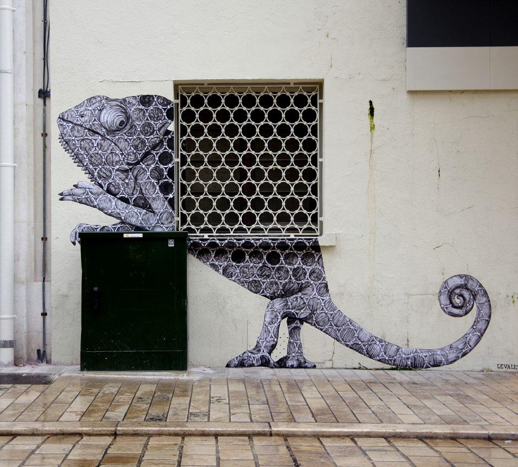 Levalet in Orleans, France