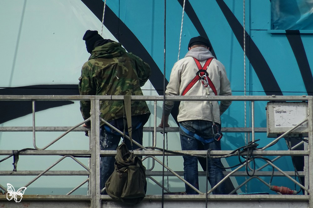 Fornever - Work in progress by D*Face in Paris Artes & contextos DFACE 01