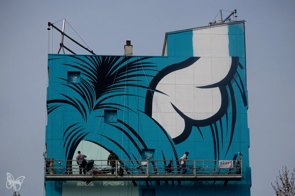 Fornever - Work in progress by D*Face in Paris Artes & contextos DFACE 04