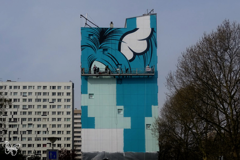 Fornever - Work in progress by D*Face in Paris Artes & contextos DFACE 05