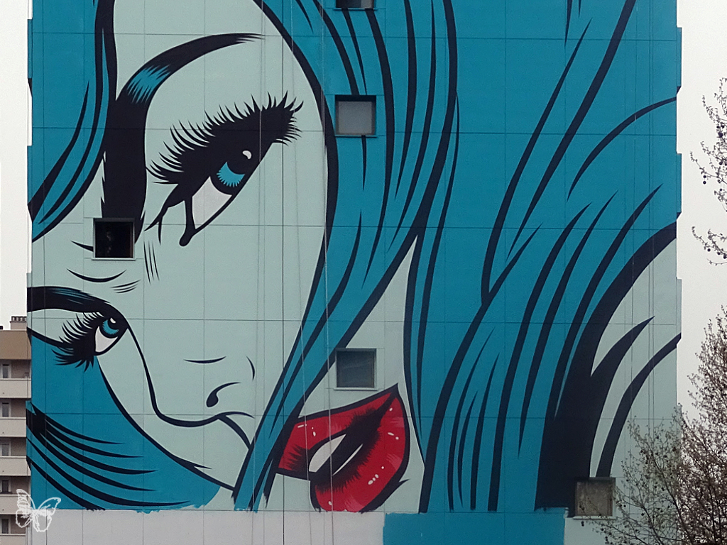 Fornever - Work in progress by D*Face in Paris Artes & contextos DFACE 14