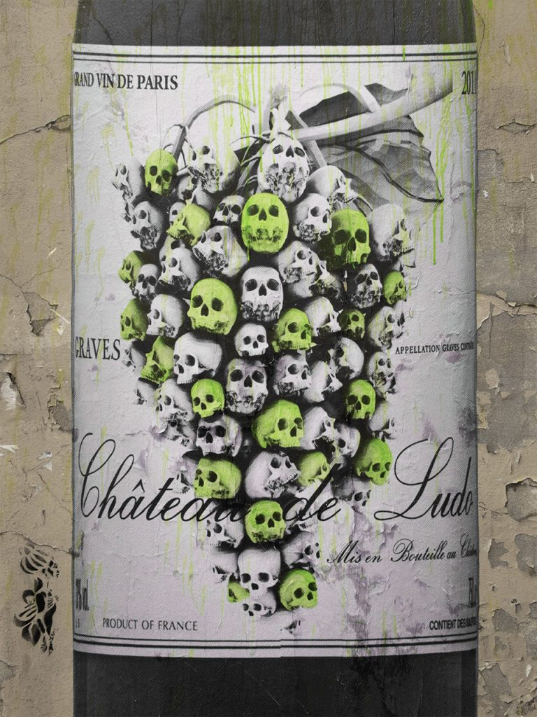 """""""Chateau De Ludo"""" in Paris, France"""