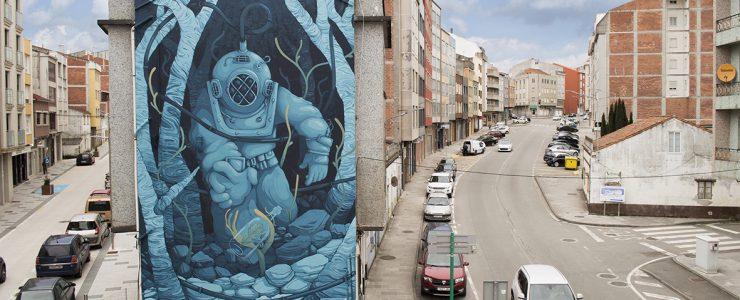 """The Origin"" By MØU for Mutante Creativo in Spain"