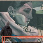The Crystal Ship: Work in Progress by Telmo Miel in Ostend, Belgium