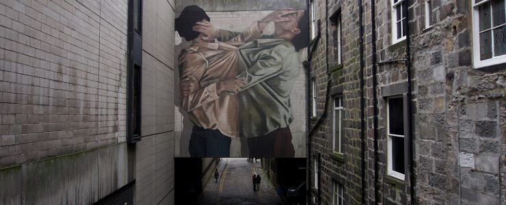 """An affective bond"" by Hyuro in Scotland"