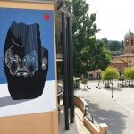 A brand new wall by Andrea Casciu in Fiorano Modenese, Italy