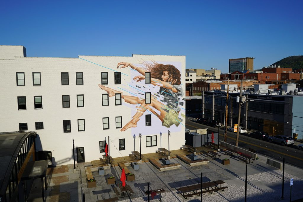 James Bullough in Roanoke, Virginia