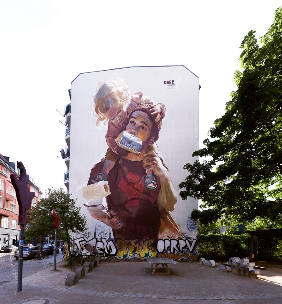 """The Future Is Female"" by Case in Berlin"