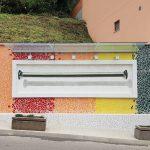Ampparito's New Murals in Frazzano, Sicily, Italy
