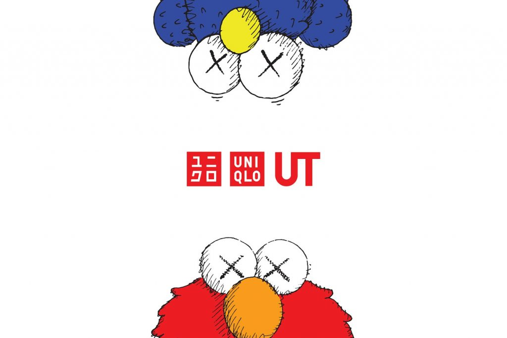"KAWS x Uniqlo ""Sesame Street"" Upcoming Capsule Collection"