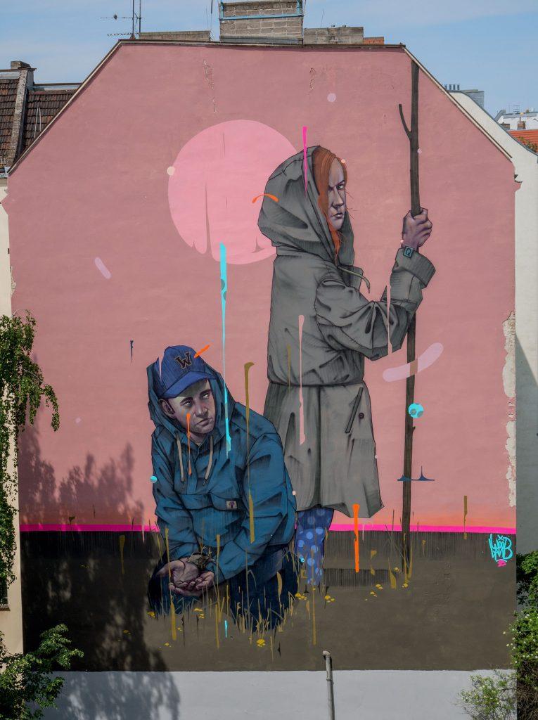 """Hope"" by Mr Woodland in Berlin, Germany"
