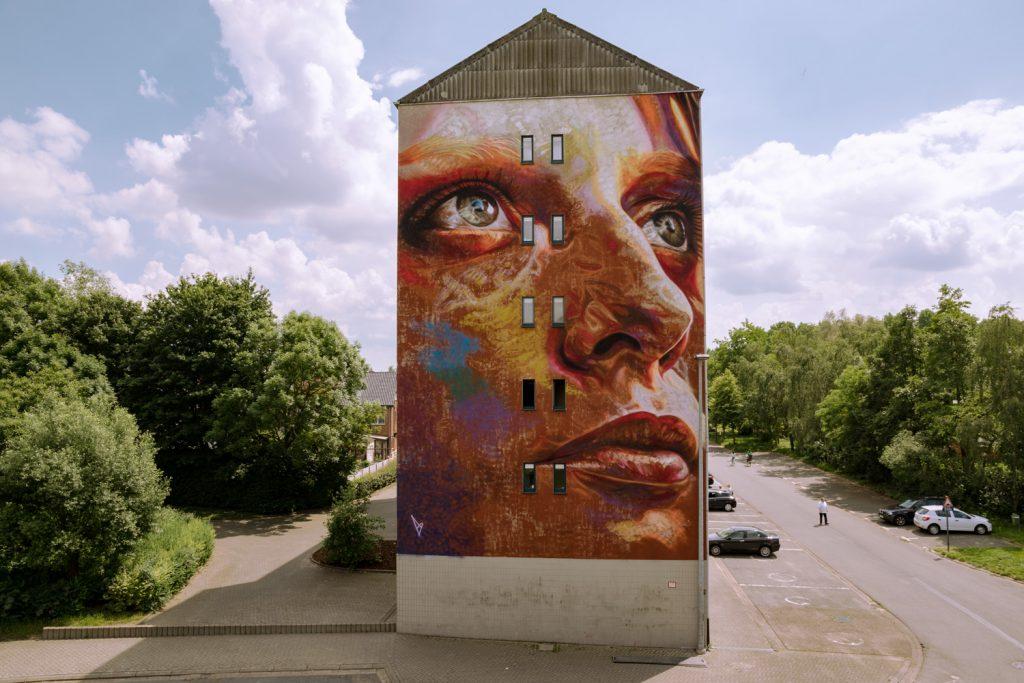 "Recap: ""Kaleidoscope"" Street Art Festival in Dendermonde, Belgium"