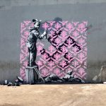 Banksy unveils new pieces in Paris, France (Updated)