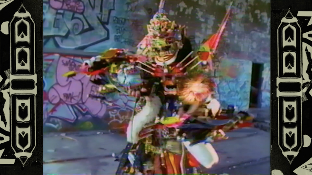 "Video: RAMMELLZEE ""It's Not Who But What"""