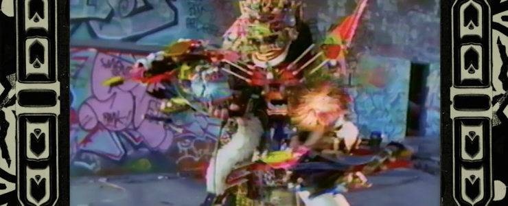 """Video: RAMMELLZEE """"It's Not Who But What"""""""