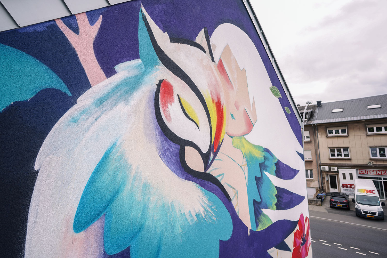 Julieta XLF large mural in Luxembourg Artes & contextos 03 kufas18