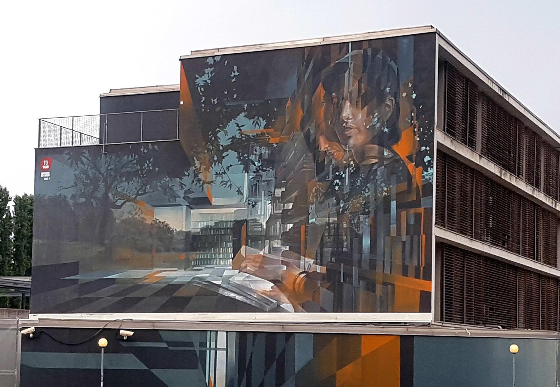 APC – New mural by VESOD in Turin, Italy Artes & contextos Vesod header