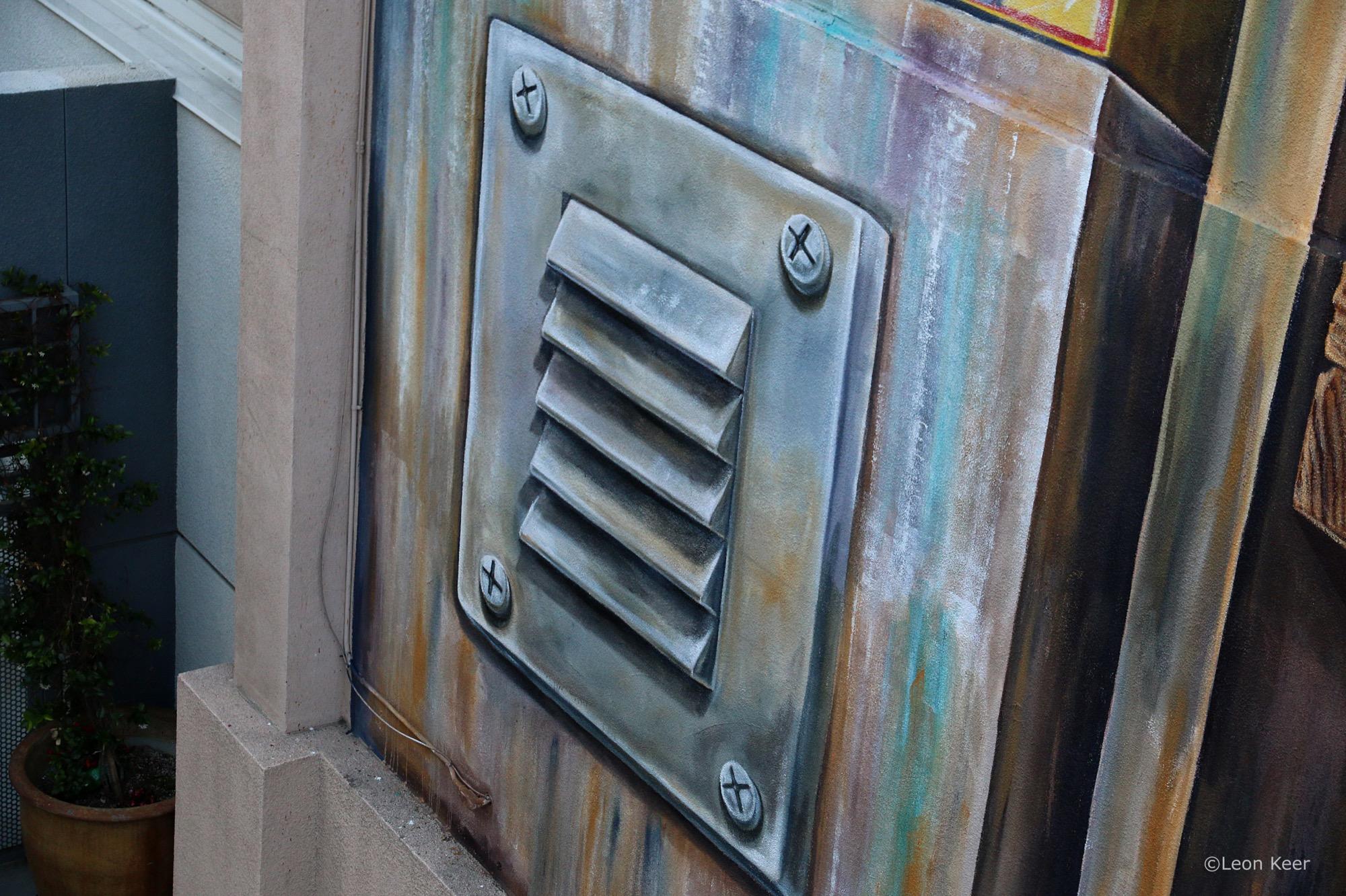 Leon Keer in Long Beach, California Artes & contextos mural longbeach 3d streetart 43291984591 o