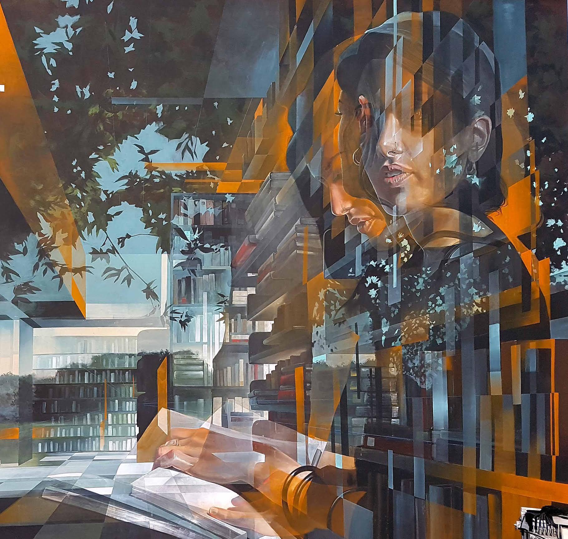 APC – New mural by VESOD in Turin, Italy Artes & contextos vesod2