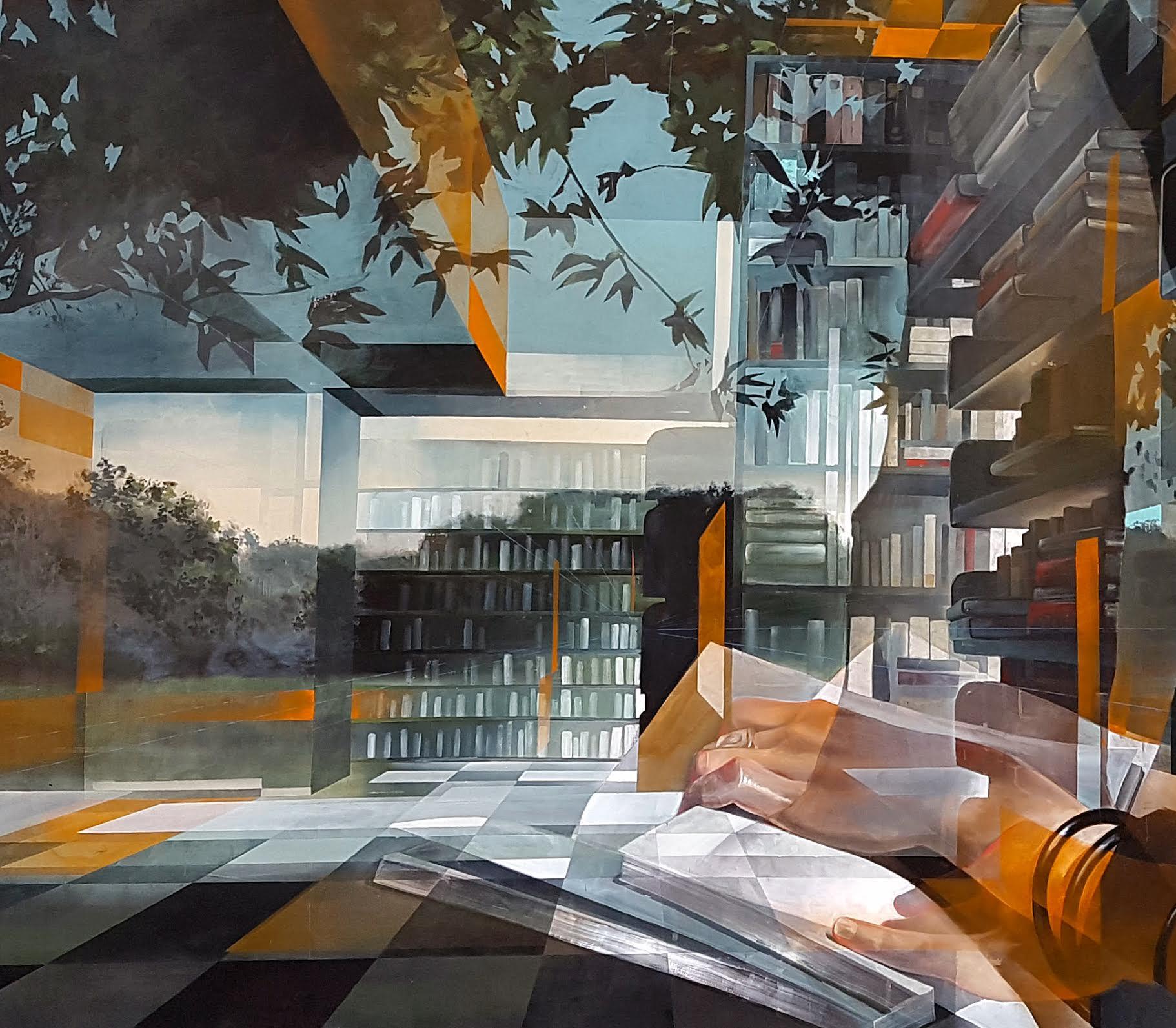 APC – New mural by VESOD in Turin, Italy Artes & contextos vesod3